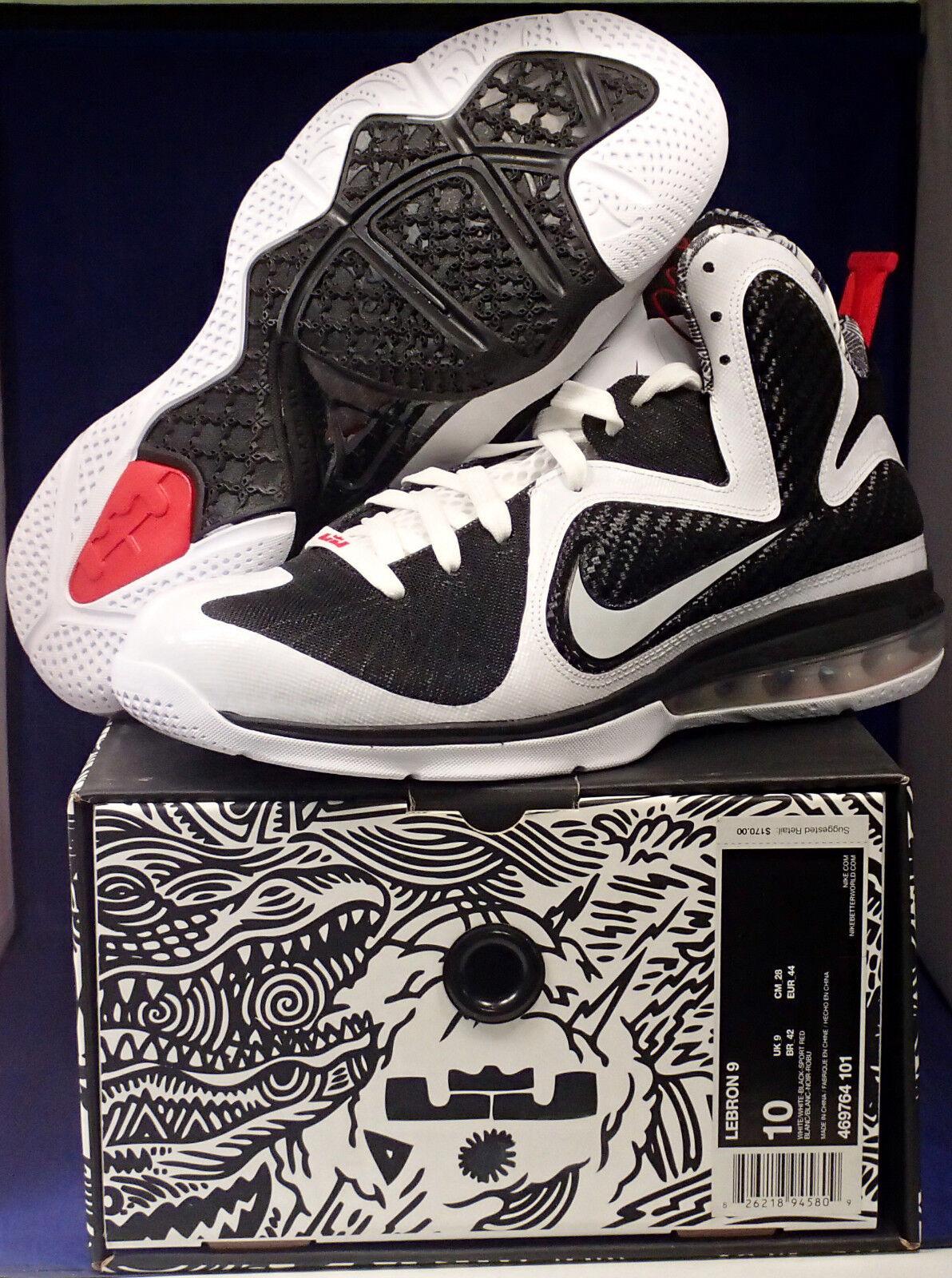 brand new 2a803 ce527 2018 Nike Lebron 9 IX Freegums Miami Exclusive Collector Box SZ 10