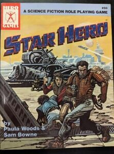 1x-Hero-Games-Star-Hero-Used-Acceptable-RPG-Other