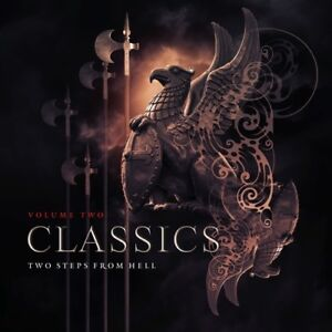 Classics-Vol-2-by-Two-Steps-From-Hell-CD-2015-NEW-Free-Shipping
