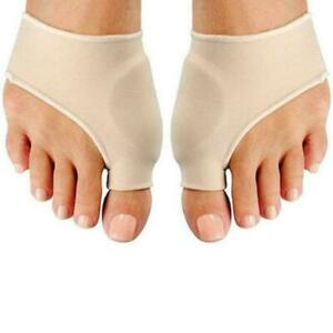 2Pack-Big-Toe-Splint-Straightener-Corrector-Foot-Pain-New-Relief-Valgus-U6J4