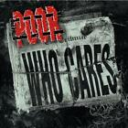 Who Cares von The Poor (2012), CD