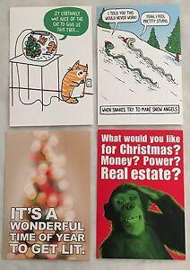 image is loading shoebox humor christmas greeting cards stationery 5x7 034 - Shoebox Christmas Cards