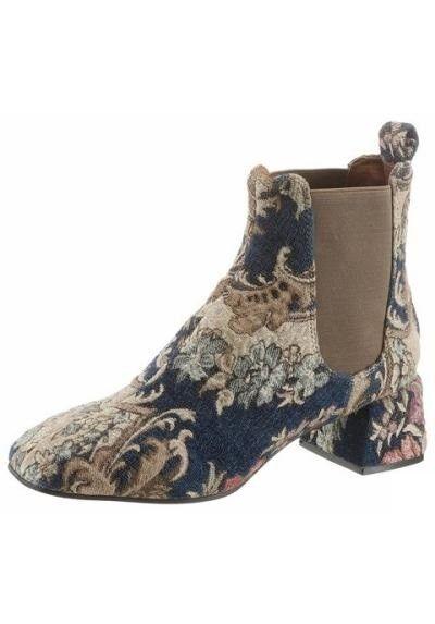 Botín, Botín, Botín, Jeffrey Campbell, de textiles, talla 38  Venta al por mayor barato y de alta calidad.