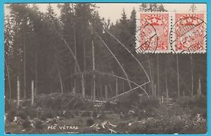 D-Postcard-Latvia-Pec-Vetras-1931