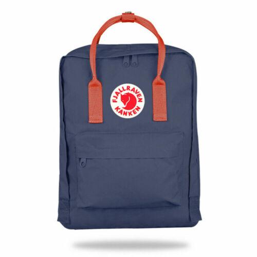 UK New Backpack Handbag Waterproof School Bag Outdoor Rucksacks 16L