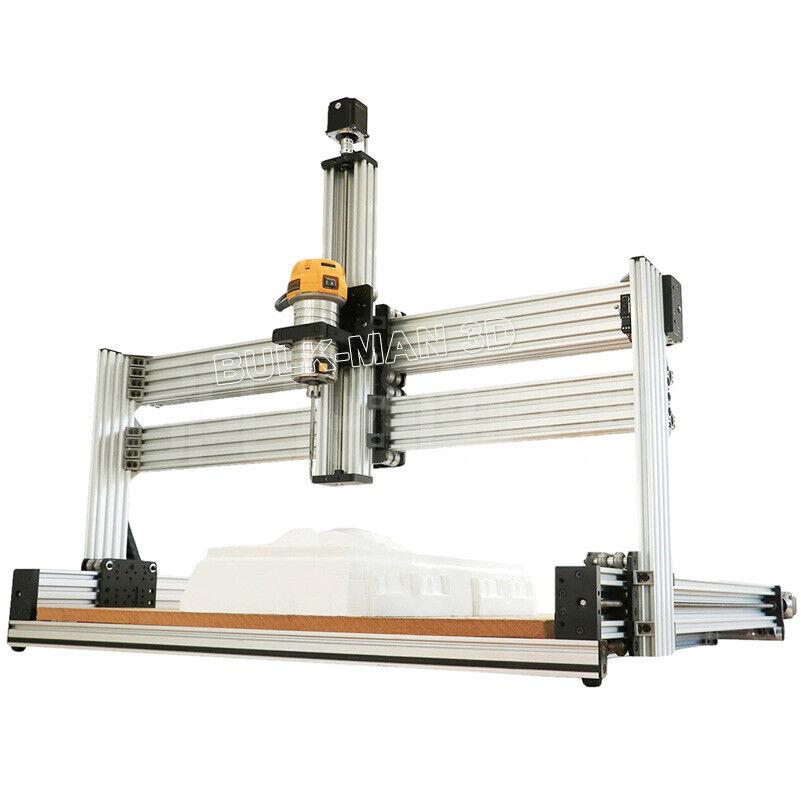 High Z Mod Bundle Z Axis Height Modification Bundle Kit for Lead CNC Wood Router