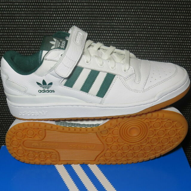 adidas forum low white green Shop