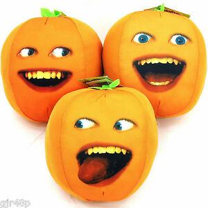 the annoying orange 6 inch talking soft toy choice of 3 design or