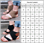 Womens-Gladiators-Flats-Sandals-Strappy-Ankle-Rome-Flip-Flop-Summer-Casual-Shoes thumbnail 5