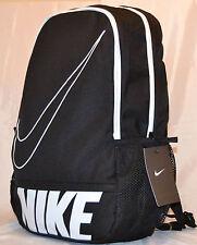 ***Sale***NIKE  Unisex Backpack Rucksack School Bag Travel 22 Litere Adult Black