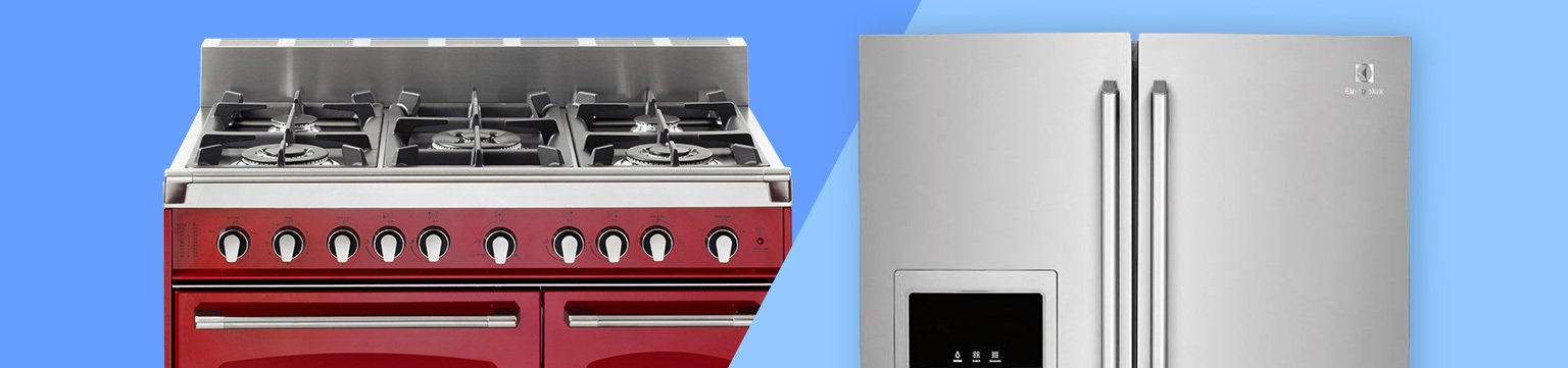 Up to 50% off Major Appliances
