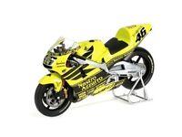 Minichamps 1/12 Honda Valentino Rossi Test Bike 2001 Motogp Model