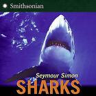 Sharks by Seymour Simon (Hardback, 2006)