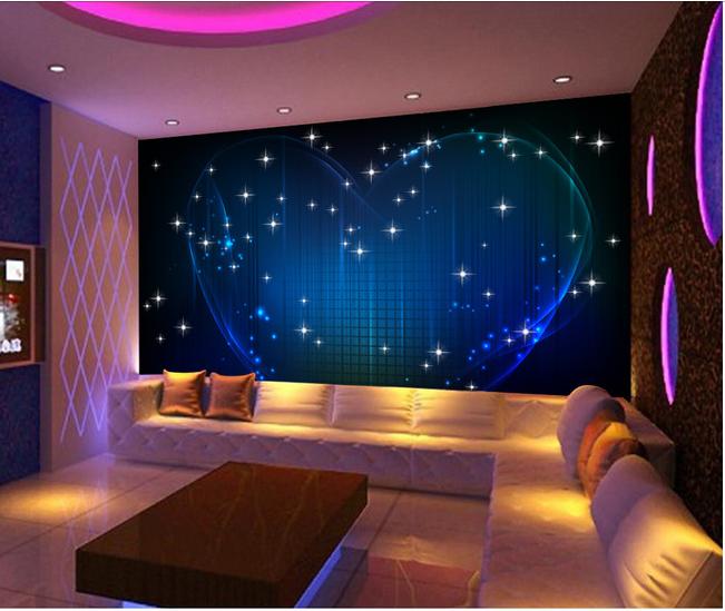 3D Sternenlicht 677 Tapete Tapeten Mauer Foto Familie Tapete Wandgemälde DE