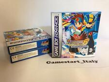 MEGAMAN 6 BATTLE NETWORK CYBEAST FALZAR NINTENDO GAME BOY ADVANCE NEW PAL