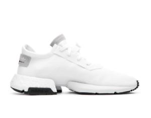 New Adidas Originals POD-S3.1 [B37367] Men Casual shoes Triple White Black