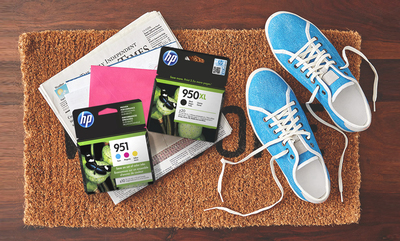 Avoid printer damage. Buy HP
