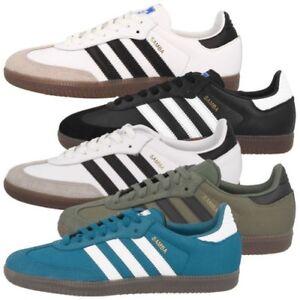 the best attitude c3fe2 423c7 ... Adidas-Samba-Original-Baskets-Og-Chaussures-de-Loisir-