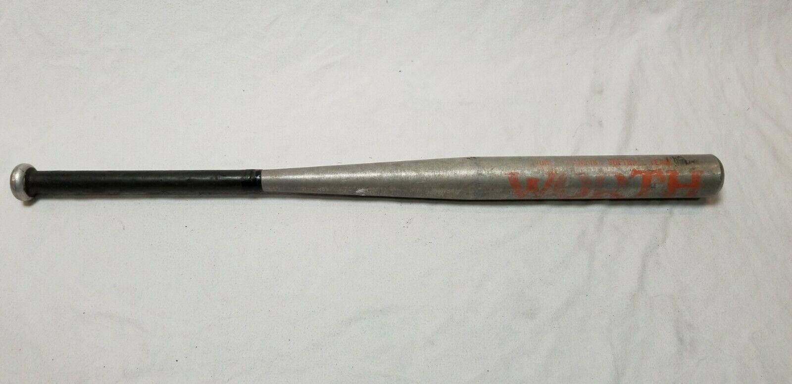 WORTH SORRENTO'S PIZZA CINCINNATI CHAMPIONS 34  34oz Slowpitch Softball Bat