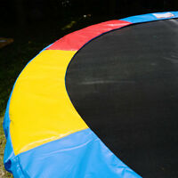 10 Ft Trampoline Safety Pad Epe Foam Spring Cover Frame Replacement Multi Color on sale