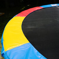 10 Ft Trampoline Safety Pad Epe Foam Spring Cover Frame Replacement Multi Color