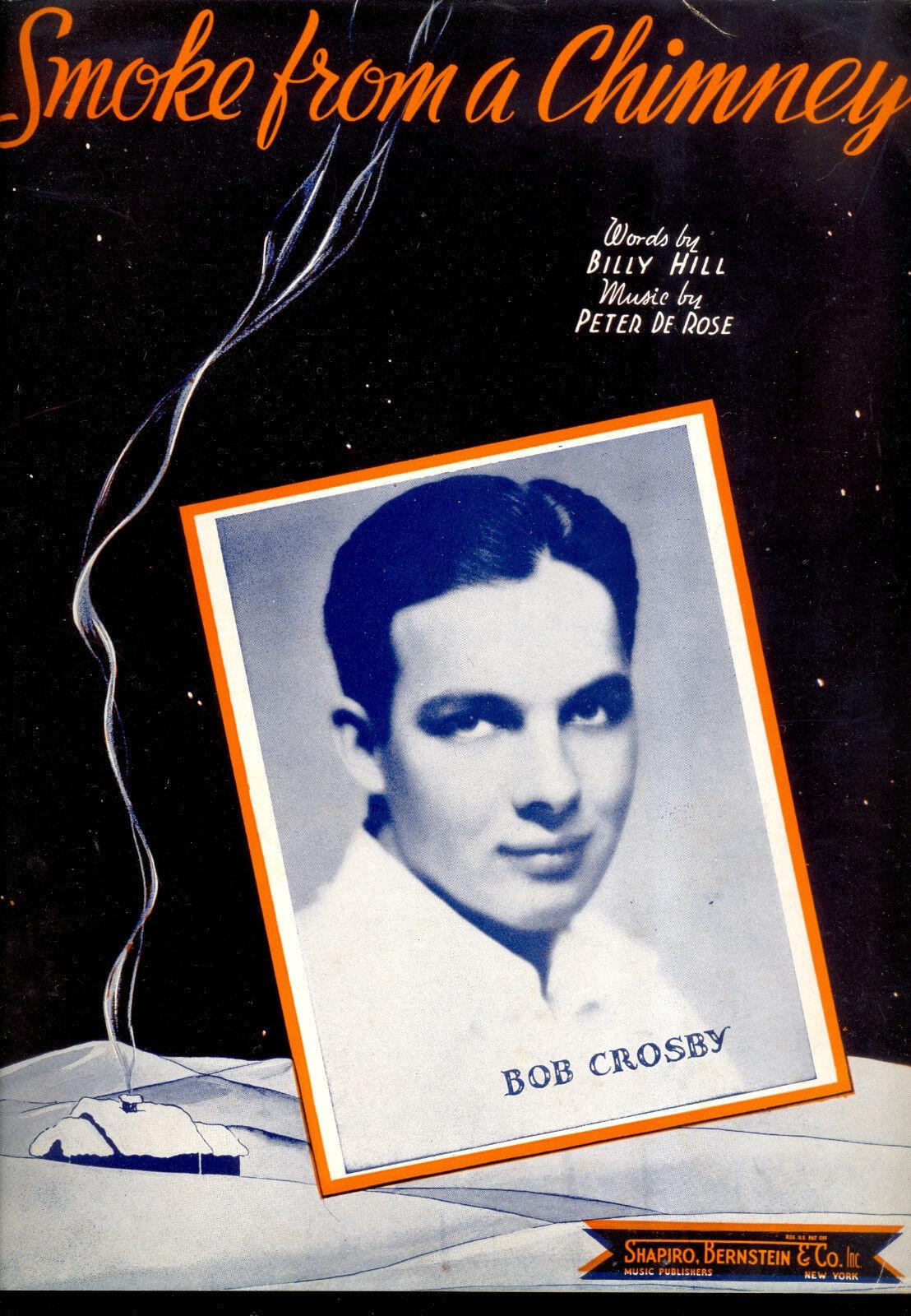 Bob Crosby Spartito   Fumo da un Camino Camino Camino    ofrecemos varias marcas famosas