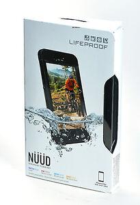 LifeProof-nuud-Waterproof-Water-Dust-Proof-Case-for-iPhone-6s-Plus-Black-NEW-BOX