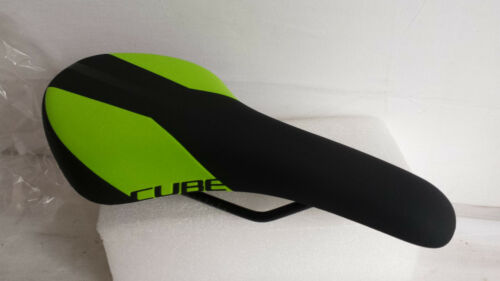 Lucido Sellino Bicicletta Selle Royal Justek Cube MTB Black//Kiwi