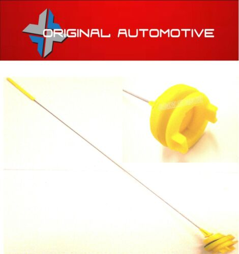 Se adapta a Varilla de nivel de aceite Nissan Primastar Interstar 02-10,DC180,DC100,2.0
