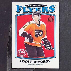IVAN-PROVOROV-RC-2016-17-O-Pee-Chee-Retro-686-Philadelphia-Flyers-Rookie