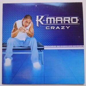 K-MARO : CRAZY - [ CD SINGLE PROMO ]