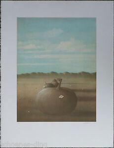 Walter-Heckmann-Kuerbis-Farblithographie-signiert-1979-signiert