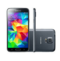 Unlocked Samsung Galaxy S5 SM-G900F 16GB Android 4G Mobile Phone Charcoal Black