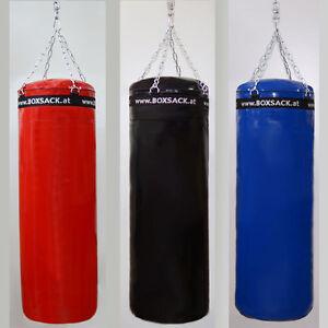 Boxsack-Sandsack-Goliat-115-x-35-cm-bis-120kg-befuellbar-3-Jahre-Garantie