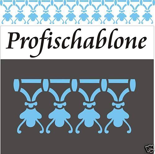 Schablone Friesschablone Dekorfries Deko Malerschablone Tupfschablone Wikinger
