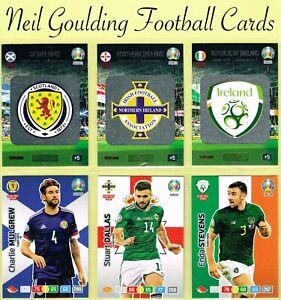 Panini euro 2020 ADRENALYN XL-Conor hourihane Irlanda UK Edition #IRL11