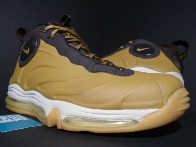 2005 Nike Total Air Foamposite Max One Wheat marron os Gomme Pro 307717-721 13