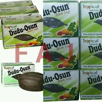 Dudu-osun African Black Soap--------- Usa Seller