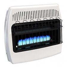 DynaGlo BF30PMDG 30,000 BTU Liquid Propane Blue Flame Vent Free Wall Heater