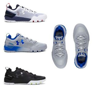 Distingué Under Armour Hommes Accusés Ultimate Tr Low Running Training Baskets Chaussures-afficher Le Titre D'origine