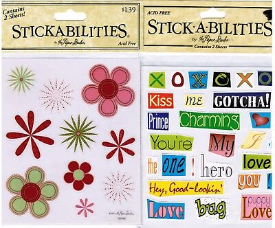 Stickabilities Stickers Fishing