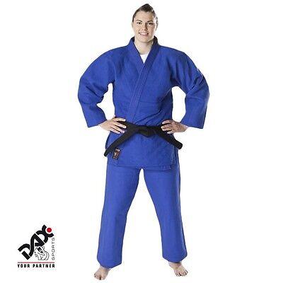DBL-BU Judo Dax Moskito Double Weave Gi
