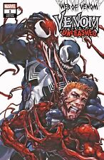 WEB OF VENOM UNLEASHED #1 CARNAGE CRAIN RARE Variant NM 2019 Marvel IN STOCK