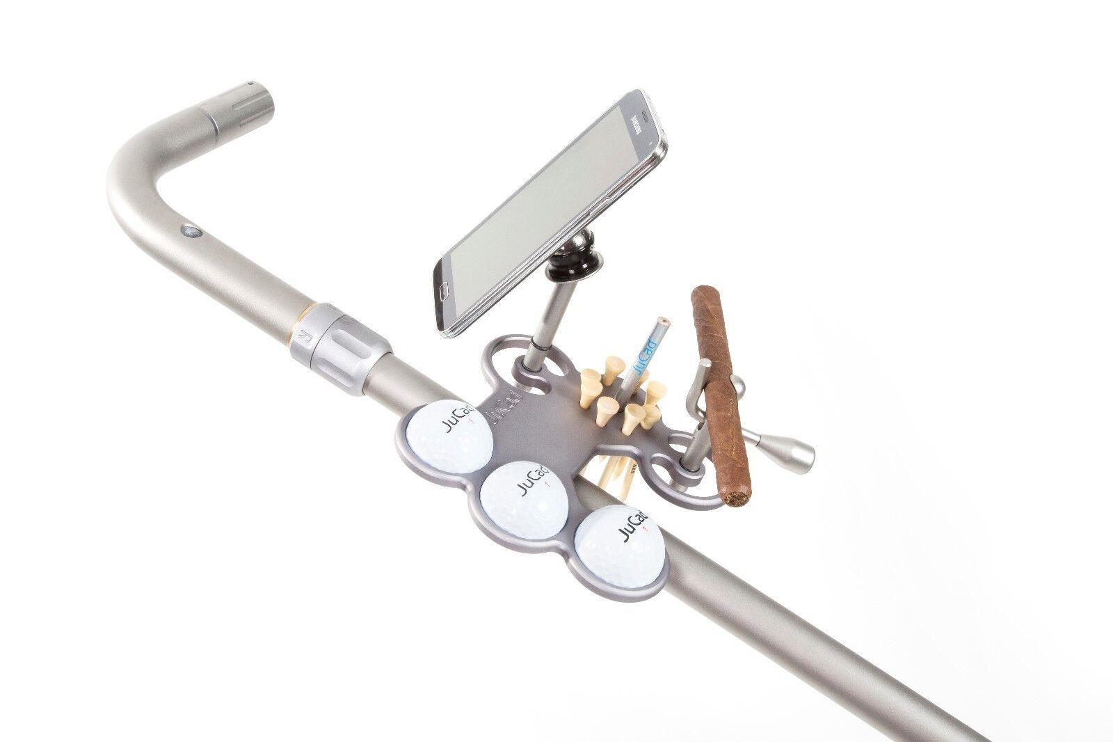 Jucad Tablet Titan plata-la nueva multifunción soporte para todos jucad caddys