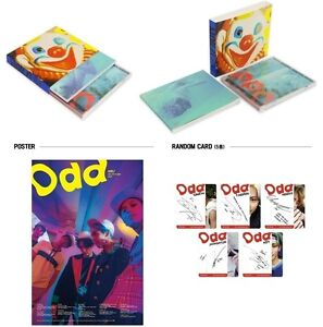 Details about SHINee ODD 4th Album View Vol 4 -Ver  A : CD  +Photobook+Poster+GiftPhoto, Shinee