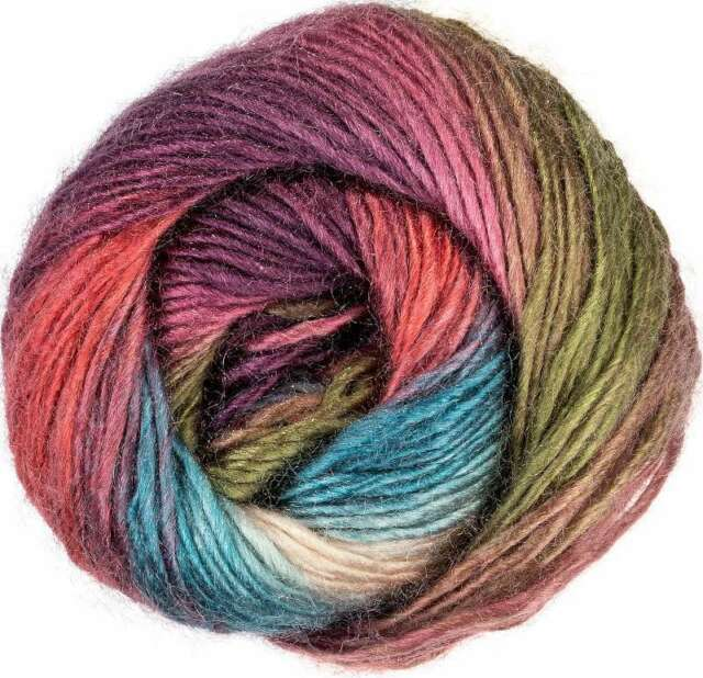 Red Heart Unforgettable Yarn-Whimsical