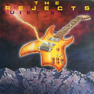 THE-REJECTS-Quiet-Storm-1984-UK-Vinyl-LP-EXCELLENT-CONDITION