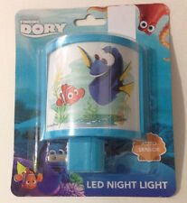 NEW Disney Pixar Finding Dory LED Auto Sensor Kids Night Light Room Decor