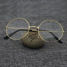 d602e915d8a item 2 Large Oversized Metal Frame Clear Lens Round Circle Eyeglasses  Lecture Glasses -Large Oversized Metal Frame Clear Lens Round Circle  Eyeglasses ...