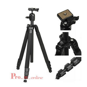 Pro-FANCIER-FT-wf-6662A-Travel-Camera-Photo-Tripod-for-Canon-Nikon-Sony-DSLR-SLR